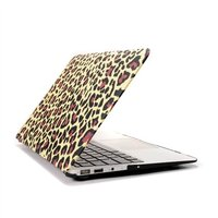"Laptop Fashion Hot Luxury Leopard Case for MacBook Pro 13 15"" Retina Air 13 11"""