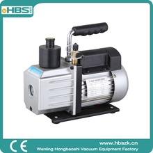 2 stage 3cfm dual stage hand operated vacuum pump