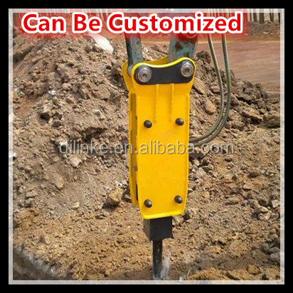 korean quality road construction equipment hydraulic breaker