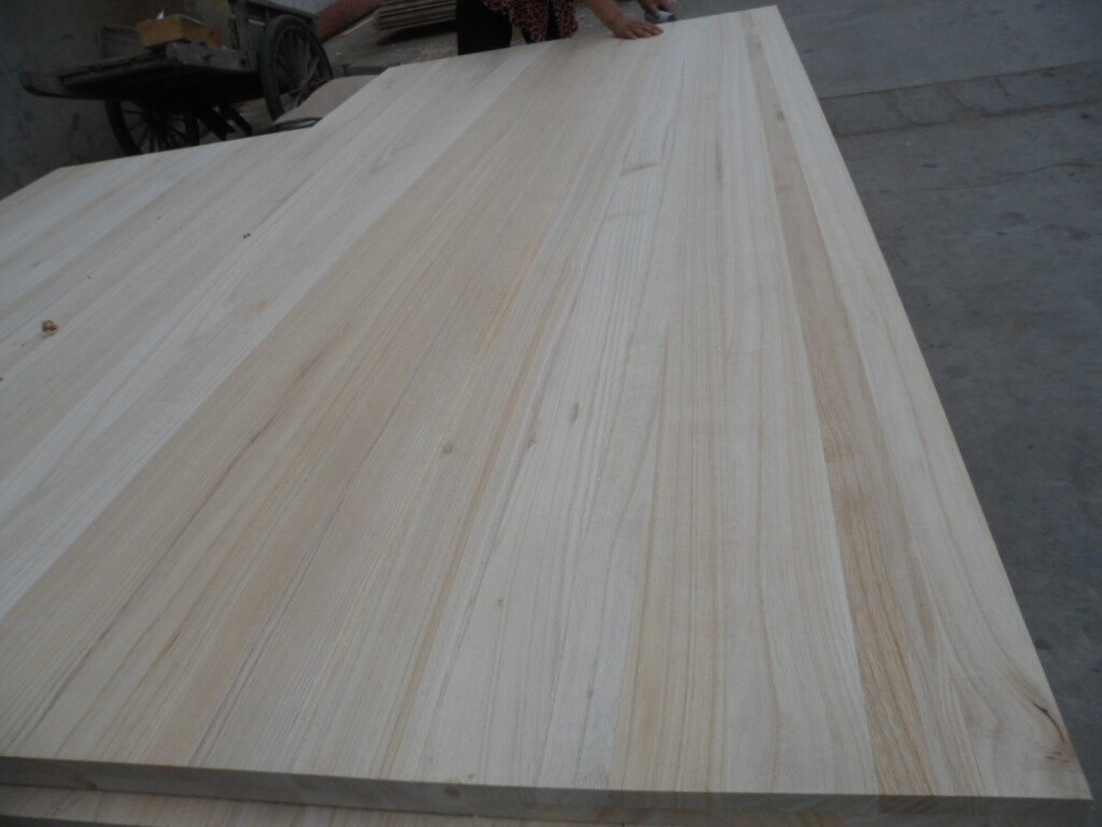 FSC paulownia timber furniture woods