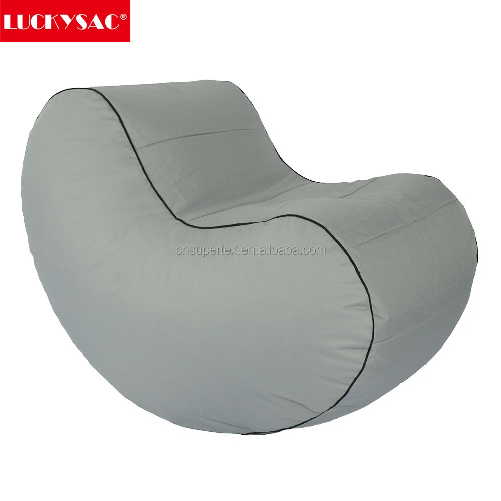 Living Room Furniture Type and Modern Appearance bean bag rocking chair
