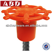 Concrete Hardware of Steel Plastic Cap