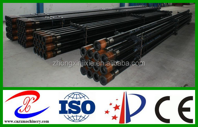Oil & Gas Steel Pipe (Line pipe OCTG Casing Drill pipe)