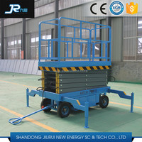 aerial scaffolding lift with the model of SJY0.3-10