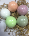 Private Label OEM factory bath fizzer bath bomb