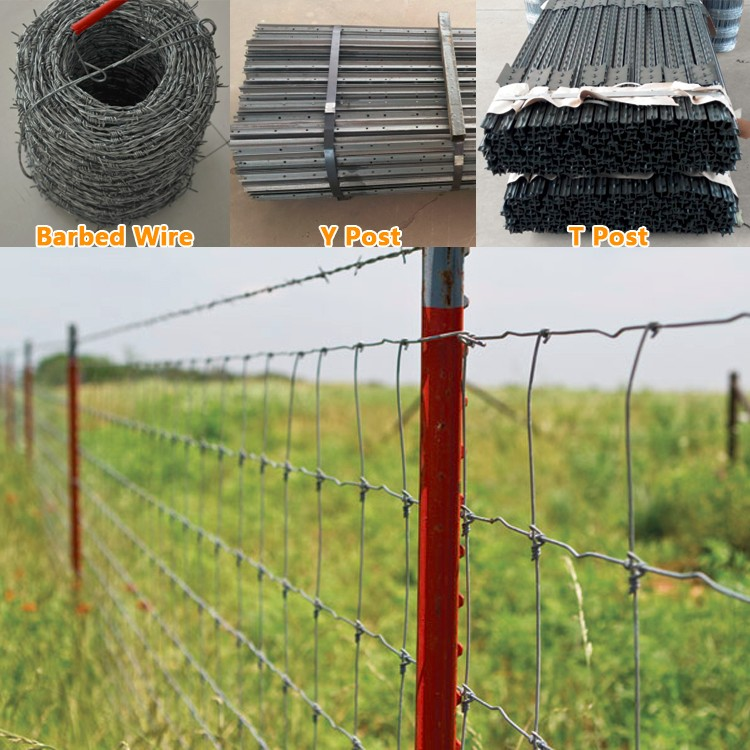 bulk cattle fence for used hog wire fence/sheep and goat fence panels for sale