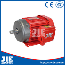 portable three phase 7kw electric motor
