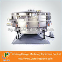 CE tumbler vibrating screen sieving for coffee beans