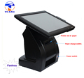offline electronic supermarket touch screen all in one pos machine terminal with 80 printer