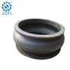 duct vibration isolator pipeline tube neoprene Flexible rubber joint