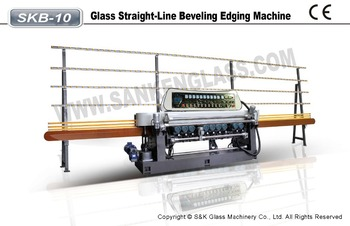 High Quality Glass Chamfering Machine
