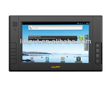 Lilliput Comply with IP64 Standard, Dust and Water-proof embedded industrial panel pc touch screen