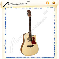 Trust quality with resonable price sapele guitar