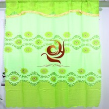 beautiful fancy green leaf curtains for manufactured home indian style curtains design