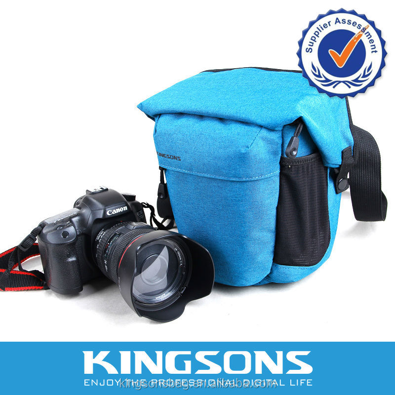 waterproof camera case, canvas camera bag, video bag