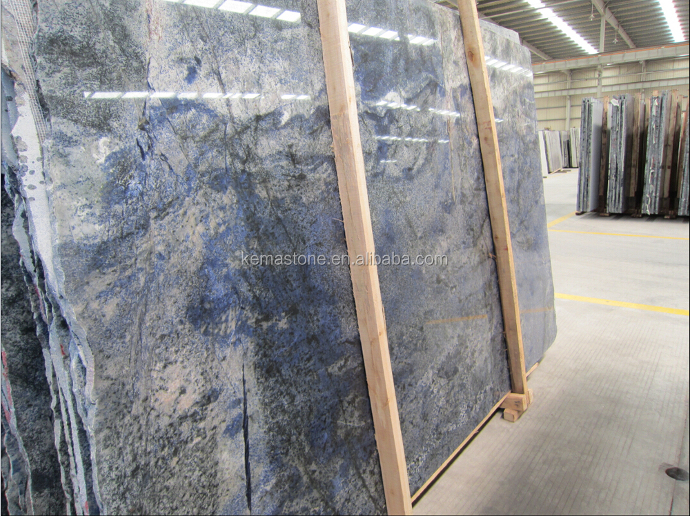 Brazilian Azul Blue Bahia Granite Price