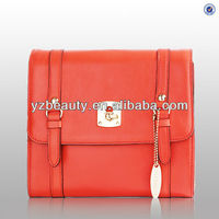 2014 korean wholesale new brand women leather executive bags
