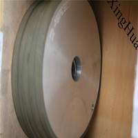 cylinderical surface end face grinding parallel diamond grinding wheel