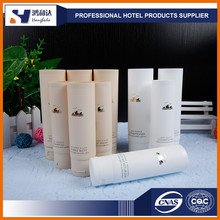 Customized hotel bathroom accessory disposable toiletries