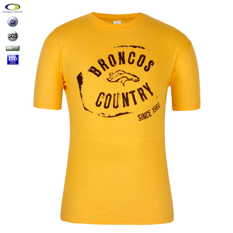 Wholesale Tee Shirt Printing Your Own Logo Cotton Cheap T Shirts