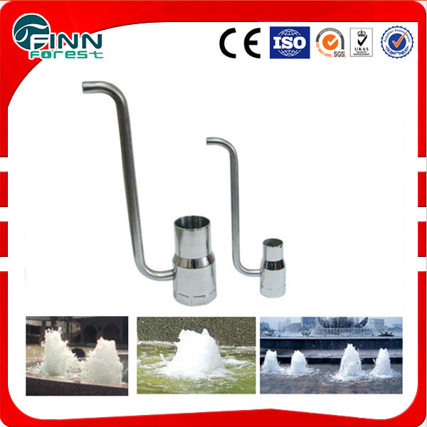 10 years fountain factory direct supply dancing water fountain nozzle