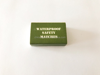 Outdoor Stormproof Waterproof Matches