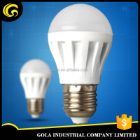 Lower price E27 led bulb light 3w