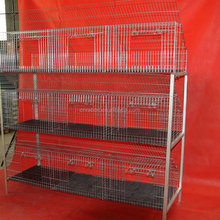New type steel wire commercial rabbit cages for sale