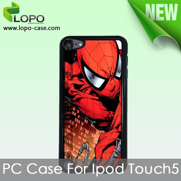 good-looking sublimation hard PC cover case for IPOD Touch 5