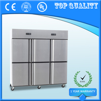 Saving Energy Big Capacity Commercial Upright Refrigerator,Restaurant Chiller
