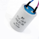 CBB60 Capacitor 300v CBB65 Capacitor 12.5uf with UL TUV VDE RoHS Approval Run Start Capacitor