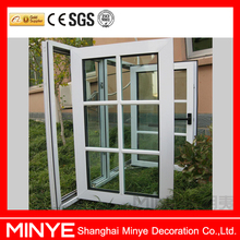 factory price aluminum casement window and door/aluminum residential windows