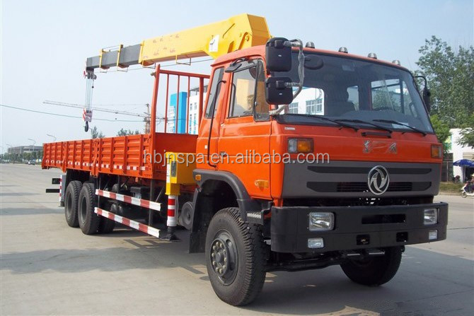 BEST PRICE !! truck with crane 12 tons 4 booms