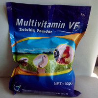 Poultry vitamins and electrolytes water soluble powder for poultry