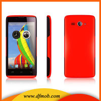 5.0 inch Cheap WIFI/GPS Dual Core MTK6572 3G Android Old Cell Phone Unlock GSM For Sale S51