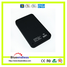 Wireless USB 3.0 2.5'' HDD Enclosure WIFI External Hard Drive Disk Enclosure