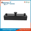 Used for production, construction of concrete magnets for construction magnets