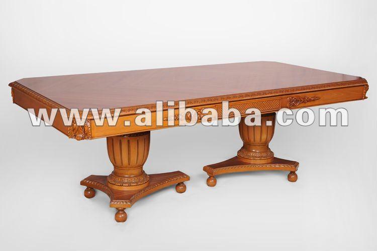 Inglese antico riproduzione tavolo da pranzo tavolo in - Descrizione camera da letto in inglese ...