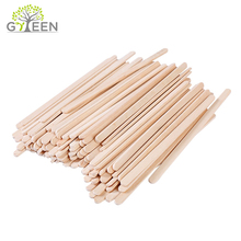 5.5 Inch Disposable Birch Wood Coffee Stir Sticks, Wooden Stirrers, Drink Stirrer