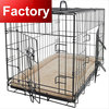dog cage with strong steel frame lightweight and portable