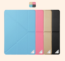 EXCO New stand flip leather case for ipad mini 4