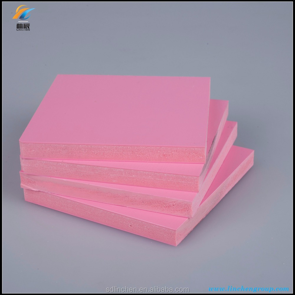 4x8 plastic pvc foam sheet 5mm pvc foam board for furniture
