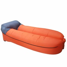 Inflatable Air Lounger Air Sofa Bed Couch Chair