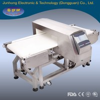 belt conveyor detector, touch screen food metal detector,solution for food checking