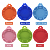 Multifunction Reusable 3 in 1 Silicone pet silicone can cover plastic jar cover