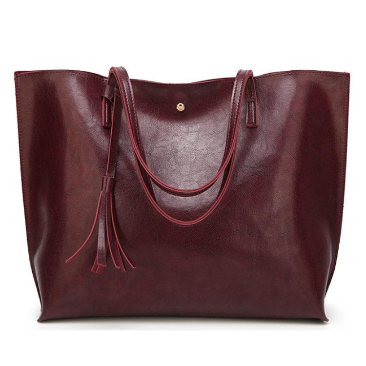 Osgoodway2 Latest Big PU Leather Handbags for <strong>Women</strong> Tote Handbags Ladies Bags