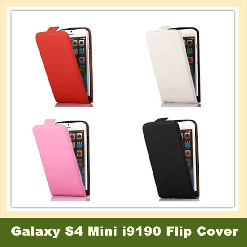 Slim PU Leather Flip Cover Mobile Cellphone Bags Cases for Samsung galaxy S3 Mini for Galaxy S4 Mini for Galaxy S2