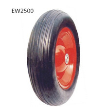 New Design Garden Semi Pneumatic Wheels Rubber Wheel 14x1.75