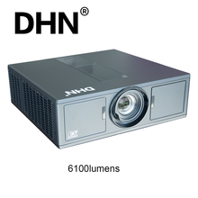 6100 lumens laser <strong>projector</strong> for immersive displays