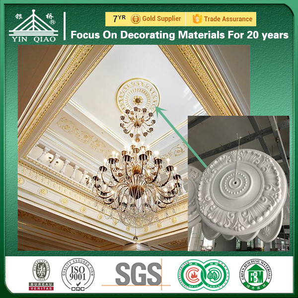 High Quality Plaster Powder Making Gypsum Ceiling Medallion